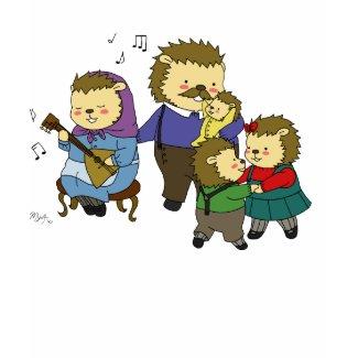 Yozhin family music t-shirt shirt