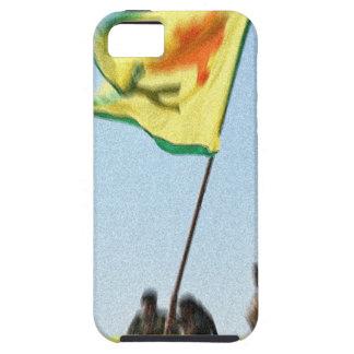 YPG - Kurdish Freedom Fighters of Kobani v2 iPhone SE/5/5s Case