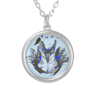YPG Soldier 3 Art 3 Silver Plated Necklace