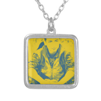 YPG Soldier 3 Art 4 Silver Plated Necklace