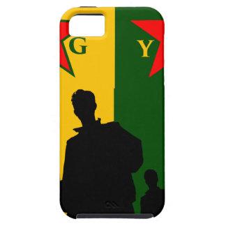 ypg-ypj iPhone SE/5/5s case