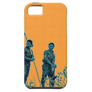 YPJ art 2 iPhone SE/5/5s Case