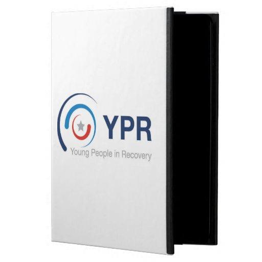 YPR Logo iPad Air case