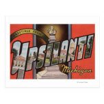 Ypsilanti, Michigan - escenas grandes de la letra Postal
