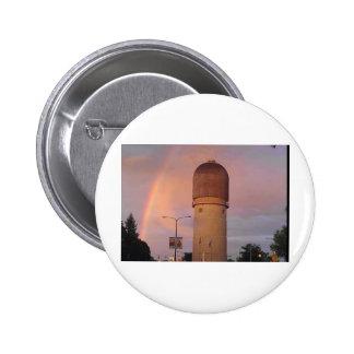 Ypsilanti Water Tower 2 Inch Round Button