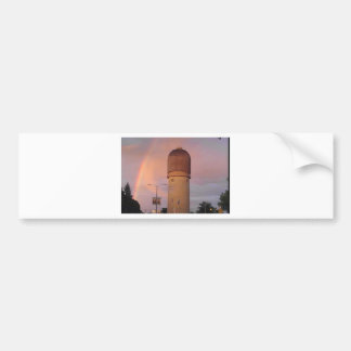 Ypsilanti Water Tower Car Bumper Sticker