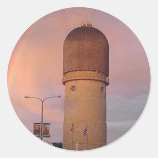 Ypsilanti Water Tower Classic Round Sticker