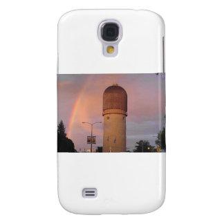 Ypsilanti Water Tower Galaxy S4 Cases