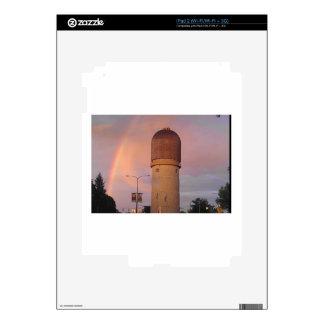 Ypsilanti Water Tower iPad 2 Skins