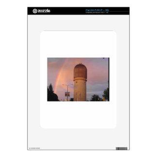 Ypsilanti Water Tower iPad Decals
