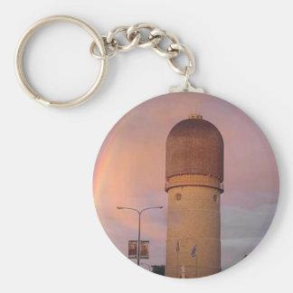 Ypsilanti Water Tower Keychain