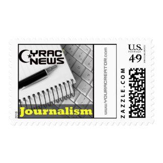 YRAC NEWS: Journalism Stamp