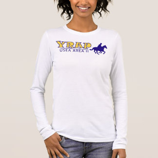 YRAP Ladies Long Sleeve (Fitted) Long Sleeve T-Shirt