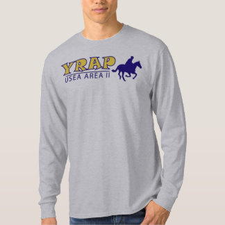 YRAP Logo Basic Long Sleeve T-Shirt