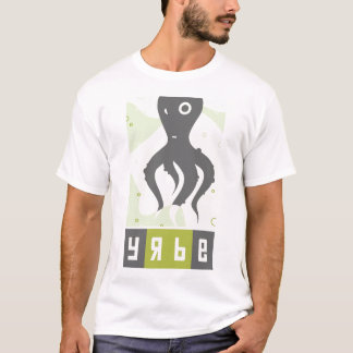 Yrbe - Russian Inspired Octopus T-Shirt