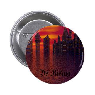 Ys Rising - CricketDiane Designer Castle Art Pins