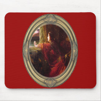 *Yseult* By Sir Frank Dicksee Mouse Pad