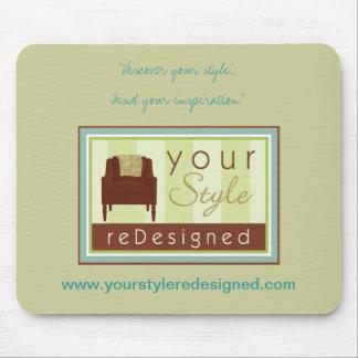 YSR-Logo on mousepad
