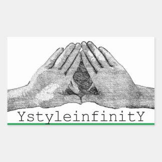 YstyleinfinitY sticker 002