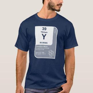 Yttrium (Y) T-Shirt