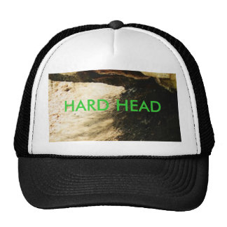 YTYT.DEAR, HARD HEAD TRUCKER HAT