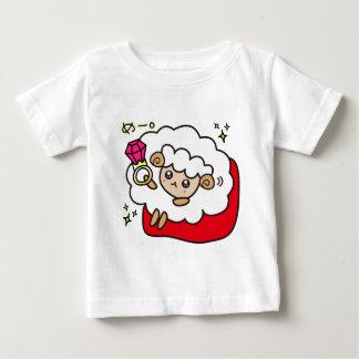 yu bi wa me e ru baby T-Shirt
