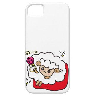 yu bi wa me e ru iPhone SE/5/5s case