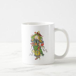 Yu-hwa-lung, the god who happily terminates small coffee mug