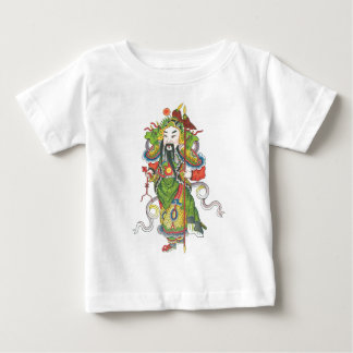 Yu-hwa-lung, the god who happily terminates small tee shirts