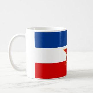 YU zastava Coffee Mug