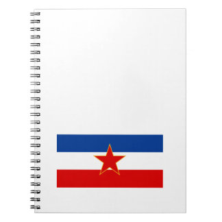 YU zastava Notebook