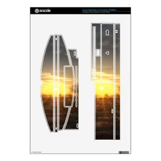 Yuba Country Sunset Decal For PS3