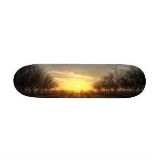 Yuba Country Sunset Skate Board Deck