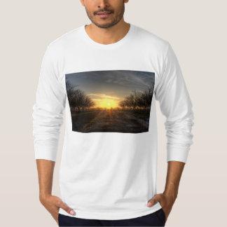 Yuba Country Sunset T Shirt