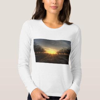 Yuba Country Sunset T-shirt