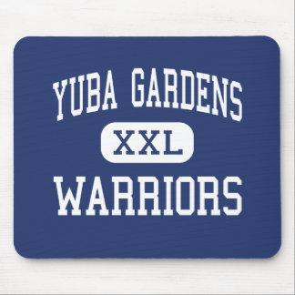 Yuba Gardens Warriors Middle Olivehurst Mousepads