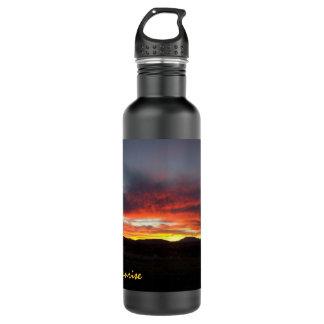 Yucaipa Sunrise Stainless Steel Water Bottle