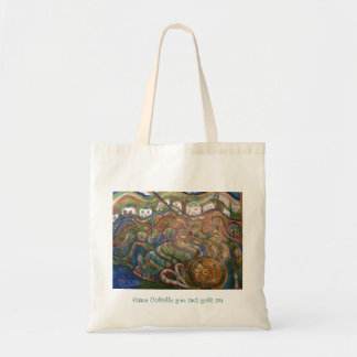 Yucatan Earth Shift Tote Bag