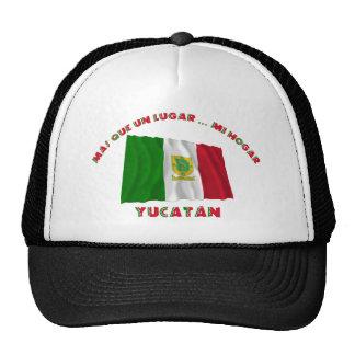 Yucatán - Más Que un Lugar ... Mi Hogar Mesh Hats