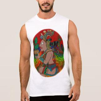 Yucatán Mexicano psicodélico Visiones Camiseta Sin Mangas