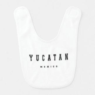 Yucatán México Baberos De Bebé