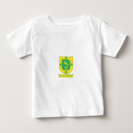 Yucatan, Mexico flag T-shirts