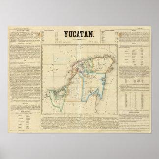 Yucatán, México Póster
