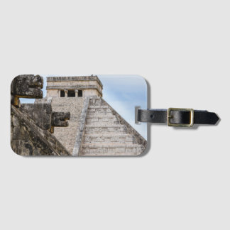 Yucatan Travels Bag Tag