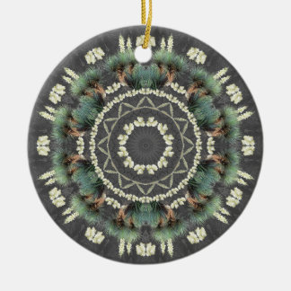 Yucca and Ocotillo Christmas Ornament