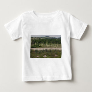 Yucca Blossoms. Baby T-Shirt