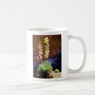 Yucca Flowers in Capitol Reef Coffee Mug