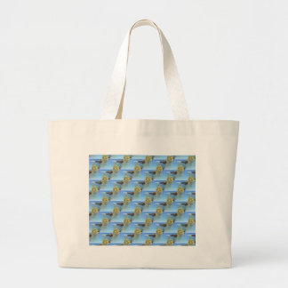Yucca Flowers In The Azores Large Tote Bag