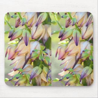 yucca flowers mousepad