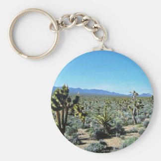 Yucca Forest Key Chains